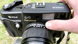 Fuji GW690III Review of Function and Features