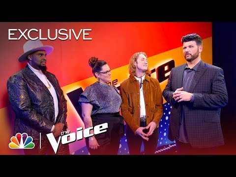 After Elimination: Kim Cherry, Carter Lloyd Horne, Shawn Sounds & Rod Stokes (Presented by Xfinity)