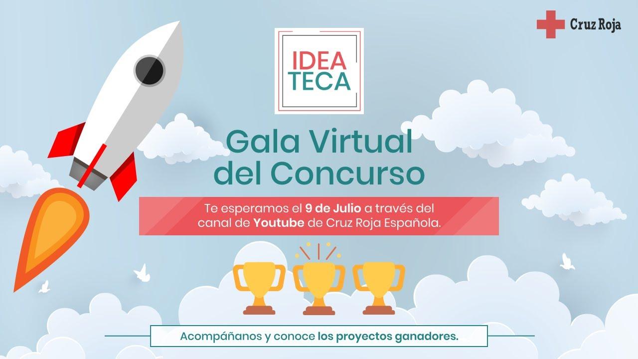 Gala Ideateca 2020, nuevas soluciones a los problemas sociales de nuestro entorno
