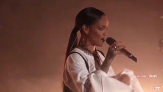 Rihanna global citizen festival - Needed Me, Same Ol' Mistakes