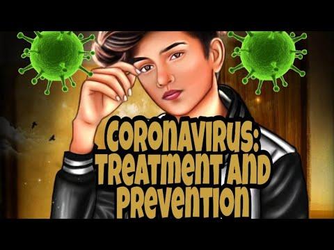 CORONAVIRUS TREATMENT And PREVENTION //QATAR