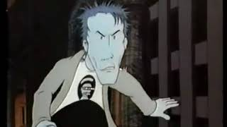 Sex Pistols - 1977 Interview Cartoon