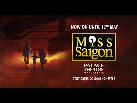 Miss Saigon | Manchester Palace Theatre | Helicopter