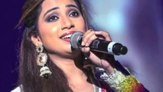 Kyun Dil Ki Galiyon Mein - Shreya Ghoshal