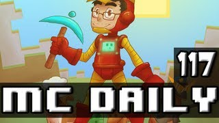 Minecraft Daily | Ep.117 | Ft  Steven and Rachelkip! | Zapping your problems may cause problems