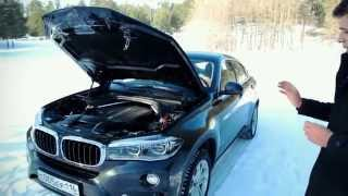 BMW X6 2015 Тест Драйв Anton Avtoman Тестдрайв БМВ Обзор