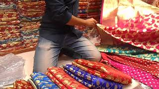 Buy new designe katan saree on reasonable price