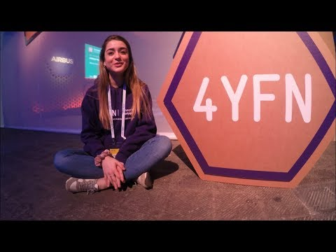 La Salle-URL | 4YFN volunteers. Our students' experience