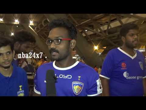 Chennaiyin FC Fans Hopes  John Gregory to bring back the Cup | nba 24x7