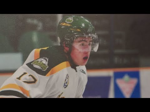Father says as soon as he saw Humboldt Broncos' bus, he knew his son was dead.