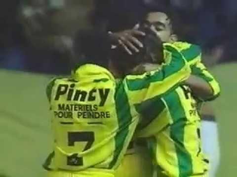 Nantes / Montpellier - 92/93