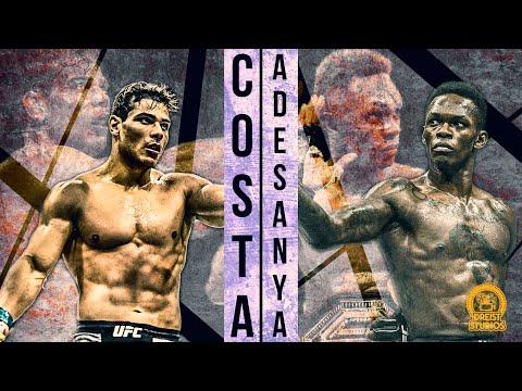 Adesanya vs Costa Teaser Promo | YOU KNOW WHO'S NEXT |