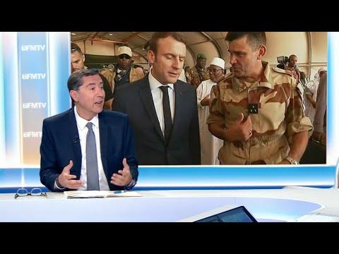 """Macron et l'armée: """"C'est comme en amour, il faut des preuves d'amour"""", d'après Neumann"""