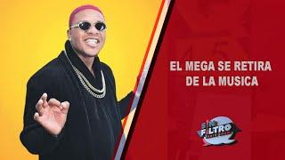El Mega se retira de la música, La Berny le recomienda que se meta a atracador!!!