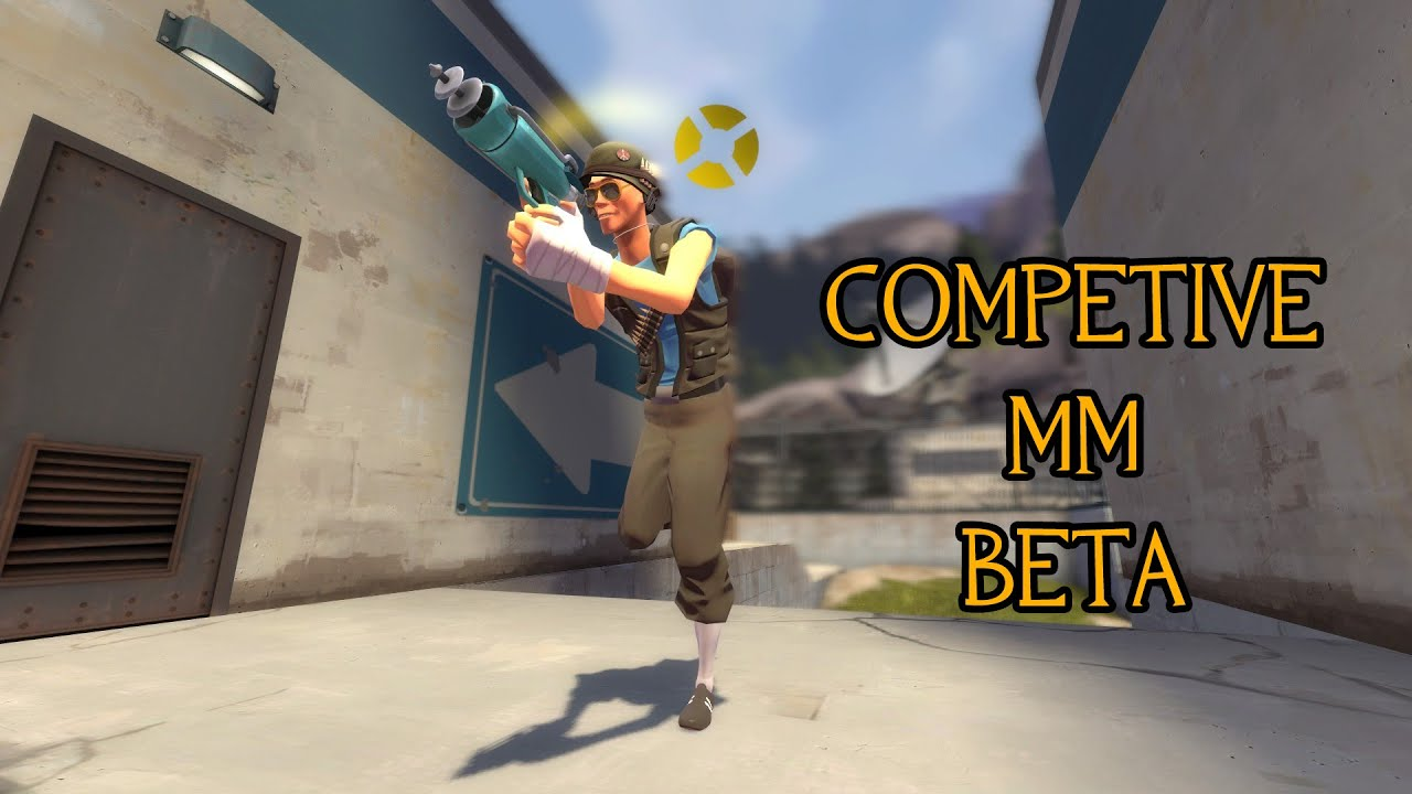 Team Fortress 2 matchmaking beta