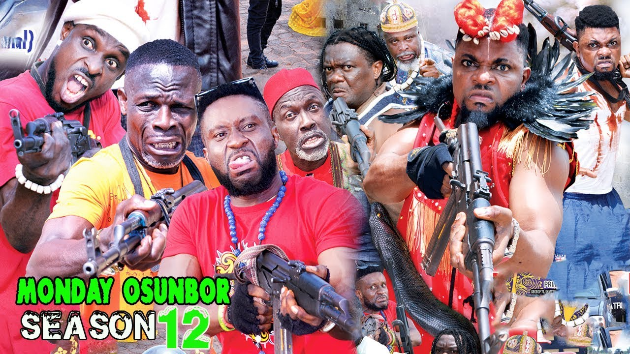 Download MONDAY OSUNBOR SEASON 12- NIGERIAN MOVIES 2020 LATEST FULL  MOVIES