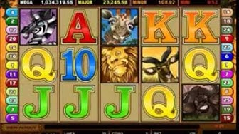 Mega Moolah Slot Demo, Review & Bonus to Play