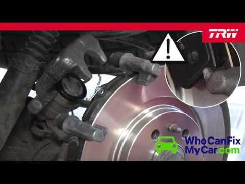 TRW Brake Pads and Discs - WhoCanFixMyCar.com