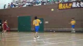 2007年4月29日(日)ハンドボール男子試合