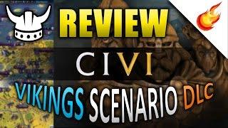 CIVILIZATION VI - Vikings Scenario Pack DLC Review