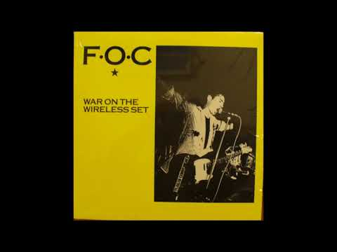 FLAG OF CONVENIENCE - War On The Wireless Set [full]