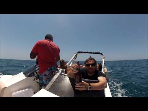 Mauritius Internship 2016 - Lagon Bleu