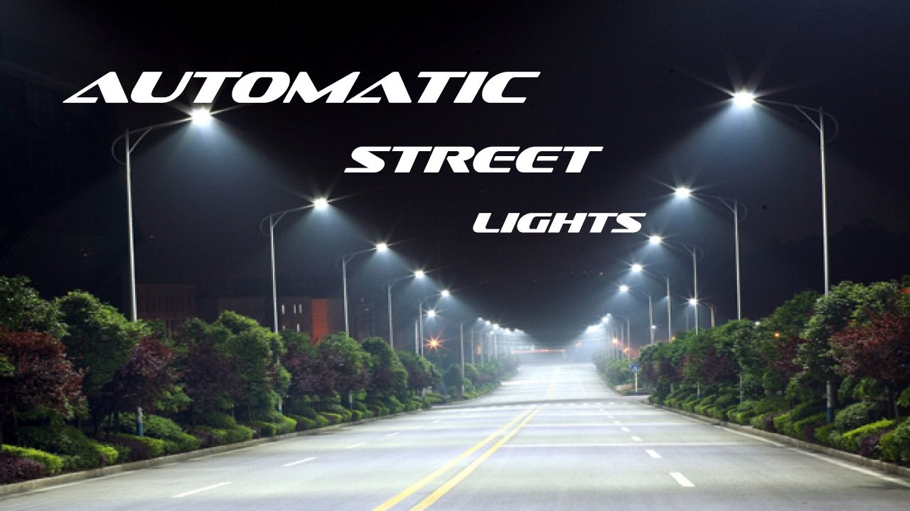 How To Make Automatic Street Light With Circuit Diagram Youtube Wiring Diagrams For Post Lamps