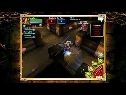 Arcane Legends Level 31 Cap Rogue Pvp