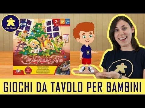 Christmas Gifts - Gioco da Tavolo per Bambini 3+ anni - Chicco