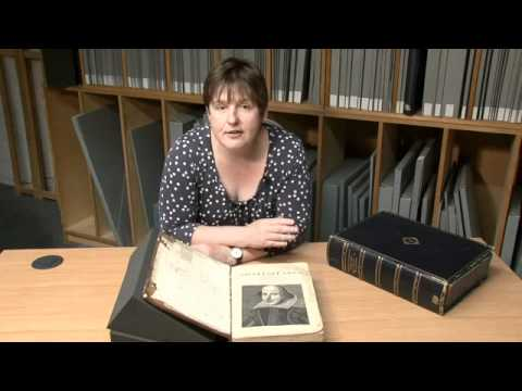 Treasures of the Bodleian: Shakespeare's 'First Folio'