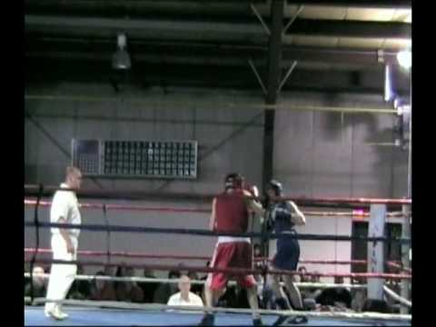 Mike Stauffer vs Issac Sparks Fight