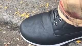 @slv_sounds | Dude Roasted For Wearing Fake Timbs 😂😂😂