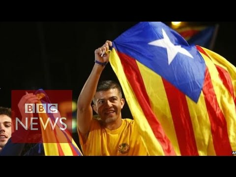 Catalonia vote: Nationalists win elections - BBC News
