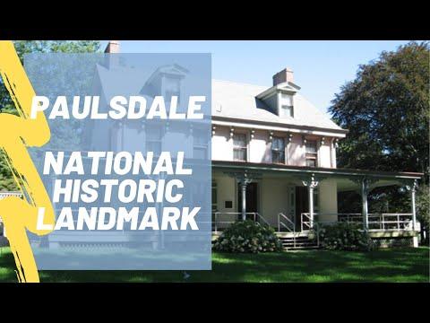 Paulsdale: Alice Paul's 'Home Farm' and National Historic Landmark