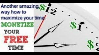 HOW TO MONETIZE YOUR TIME MORE #MonetizeYourTimeMore #WorkFromHome #HowToRegisterLiveAccount