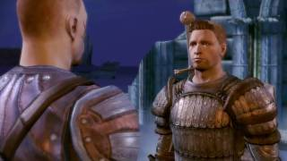 Dragon Age Origins - Gay Alistair's First Flirt And Kiss