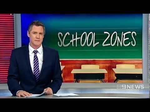 School Zones | 9 News Perth