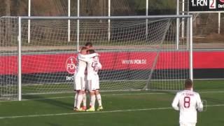 1  FC Nürnberg II - FC Amberg (Regionalliga Bayern 15/16, 20. Spieltag)