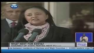 ICC cases, what next for kenya