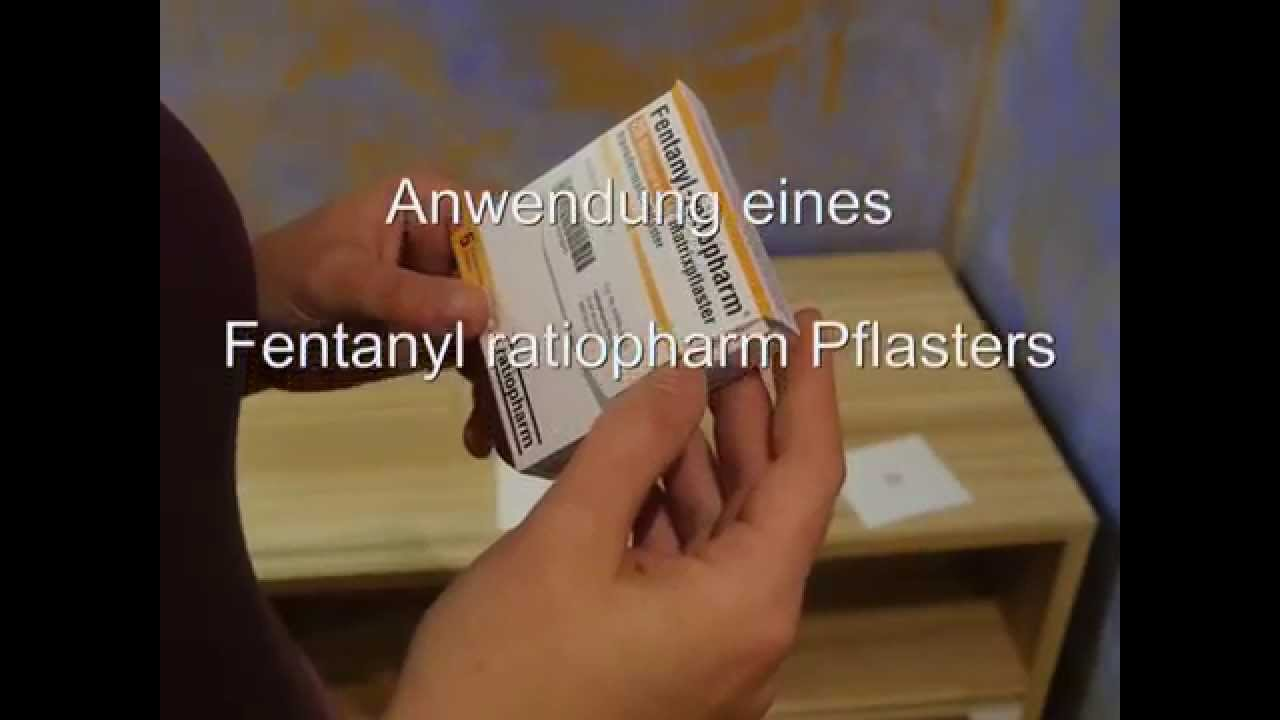 how to use fentanyl patch