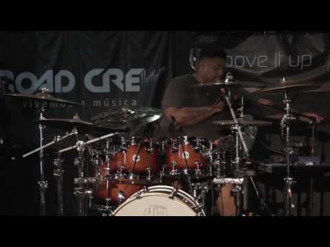 Aaron Spears - Clinic in Portugal - 10/06/2017