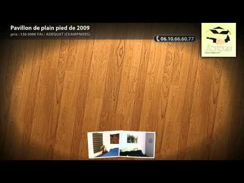Pavillon de plain pied de 2009 5LB0502