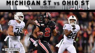 Michigan ST vs Ohio ST Breakdown: No.4 Buckeyes DOMINATE in win over No.25 Spartans | CBS Sports HQ