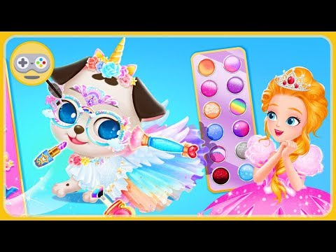 Princess Libby Puppy Salon By Libii - Fashion And Care Pet Game For Girls And Kids * IOS   Android