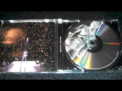 Michael Jackson - HIStory: Past, Present And Future, Book I (Special Edition) UNBOXING