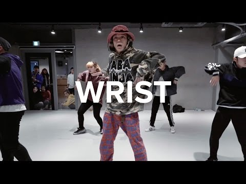 Wrist - Chris Brown / Kelo Choreography