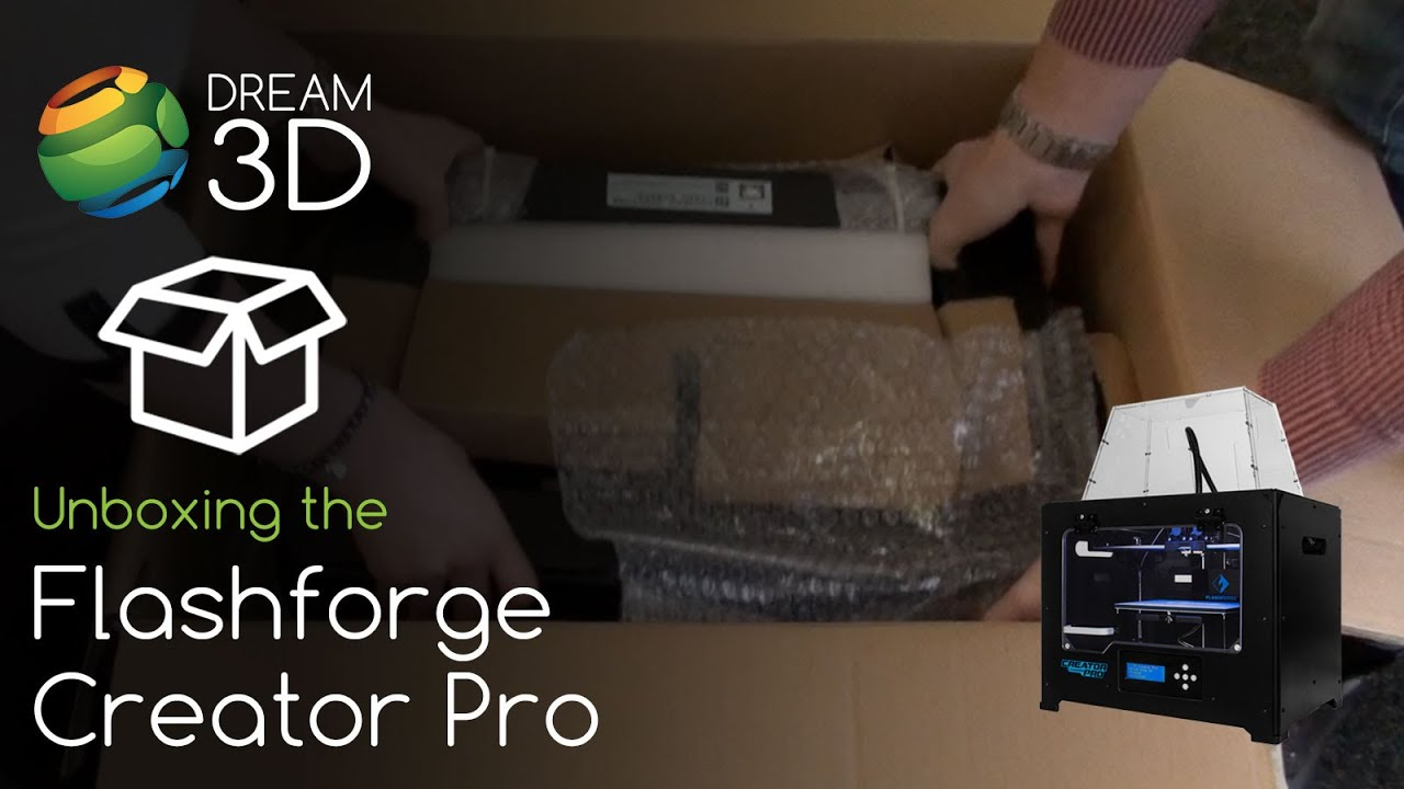 Flashforge Creator Pro | Dream 3D