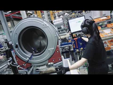 Electrolux Professional Laundry — Factory Tour (Ljungby, Sweden)