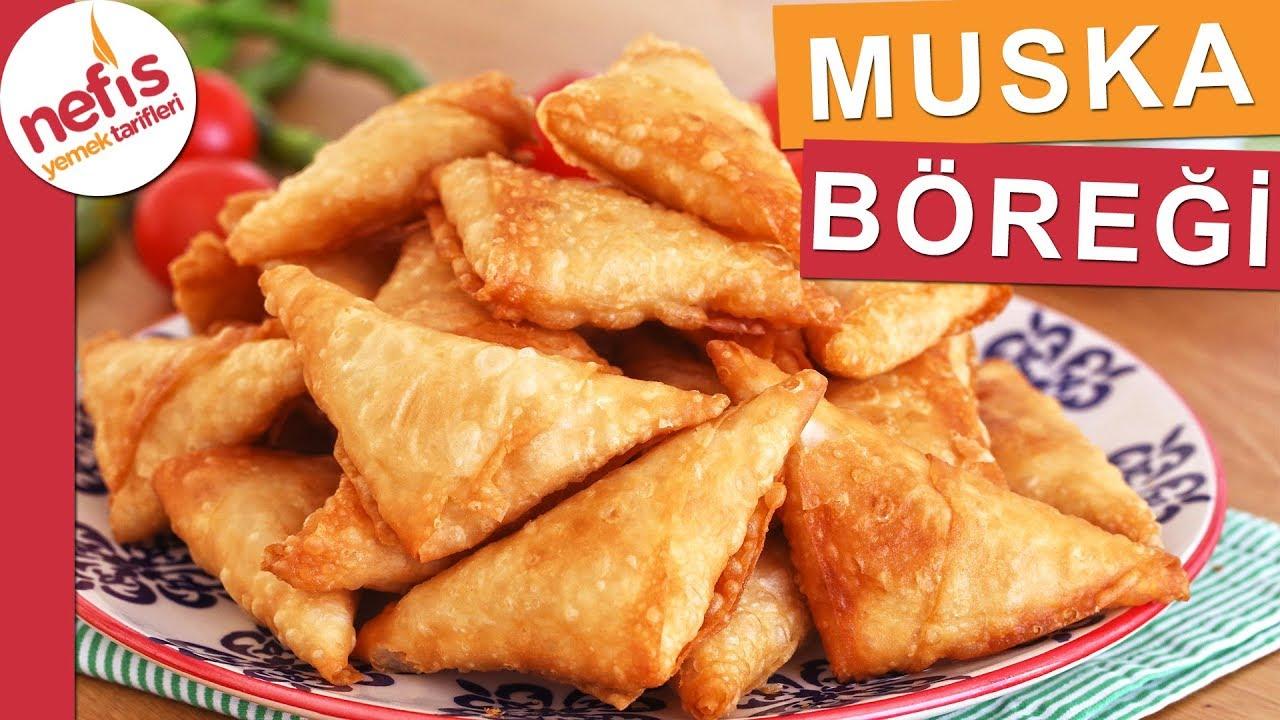 Tavuklu Muska Böreği Tarifi Videosu