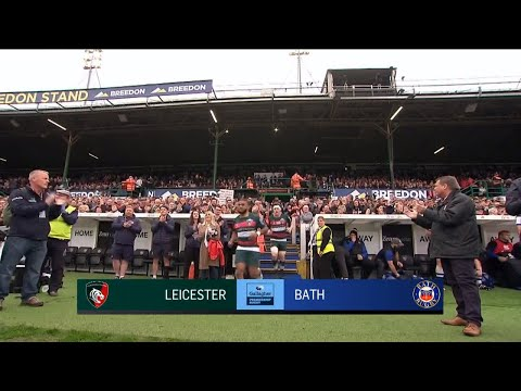 Match Highlights   Leicester Tigers v Bath Rugby